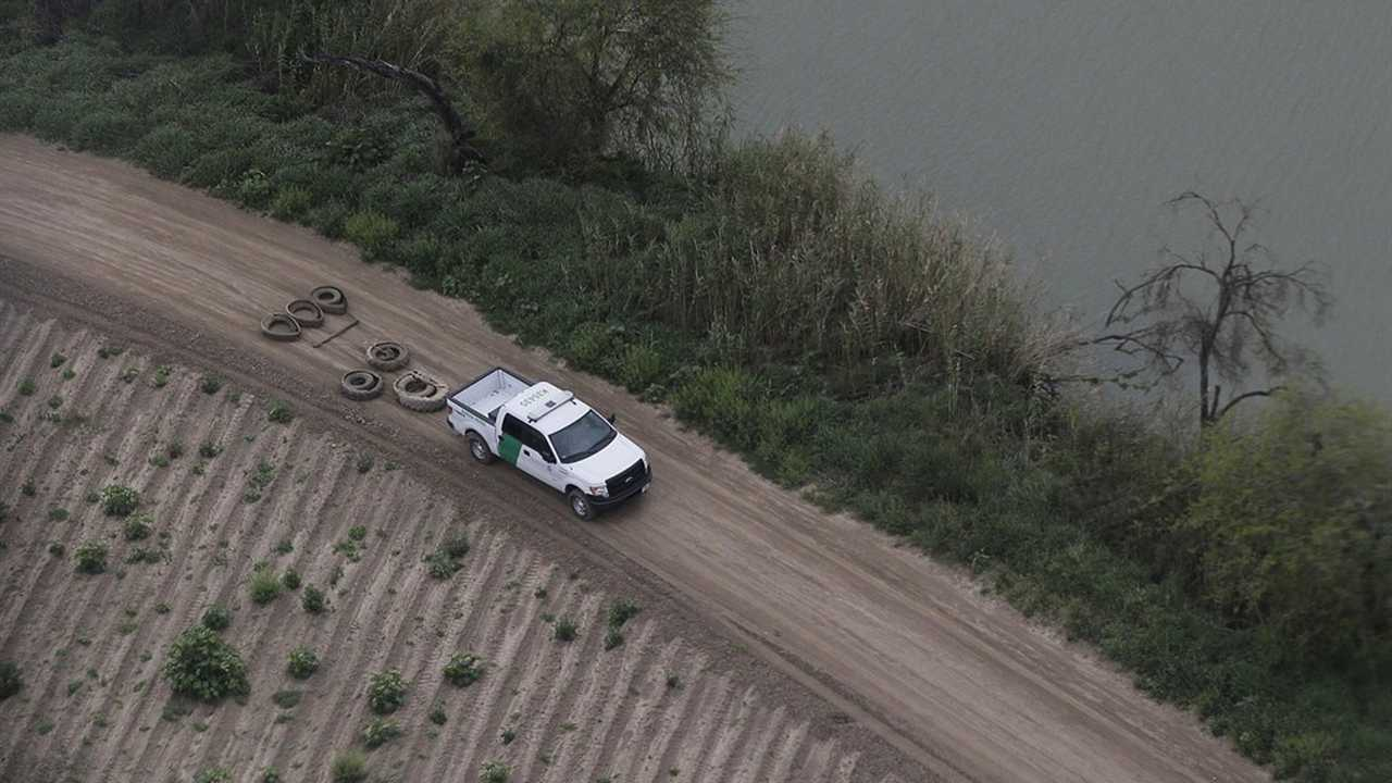 WATCH: Border Patrol Sees More Human Smugglers Doing This to Evade Arrest