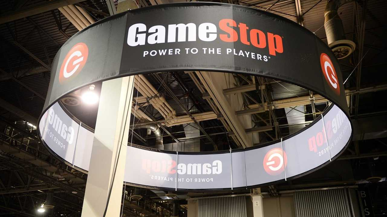 GameStop Lets You See the Matrix