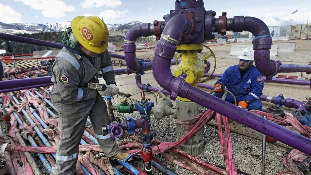 Panic Has Struck a Blue State Now That Biden's Taking Aim at Fracking