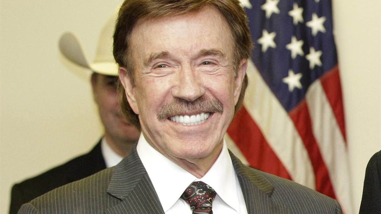 Why Chuck Norris Had to Clarify His Whereabouts on Day of Capitol Riot