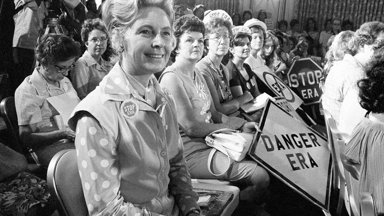 Democrats Revive the Equal Rights Amendment