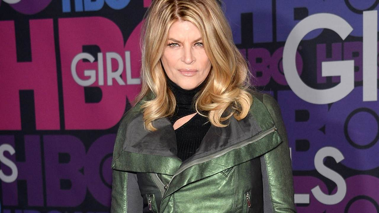 Kirstie Alley Claps Back at Big Tech Censorship