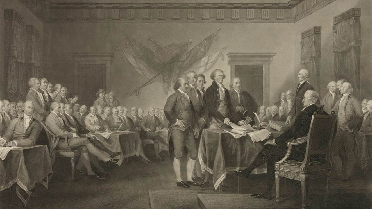 a history of the call for independence in philadelphia One could argue that philadelphia was the single most important city in early american history not only was philadelphia a key center of the.
