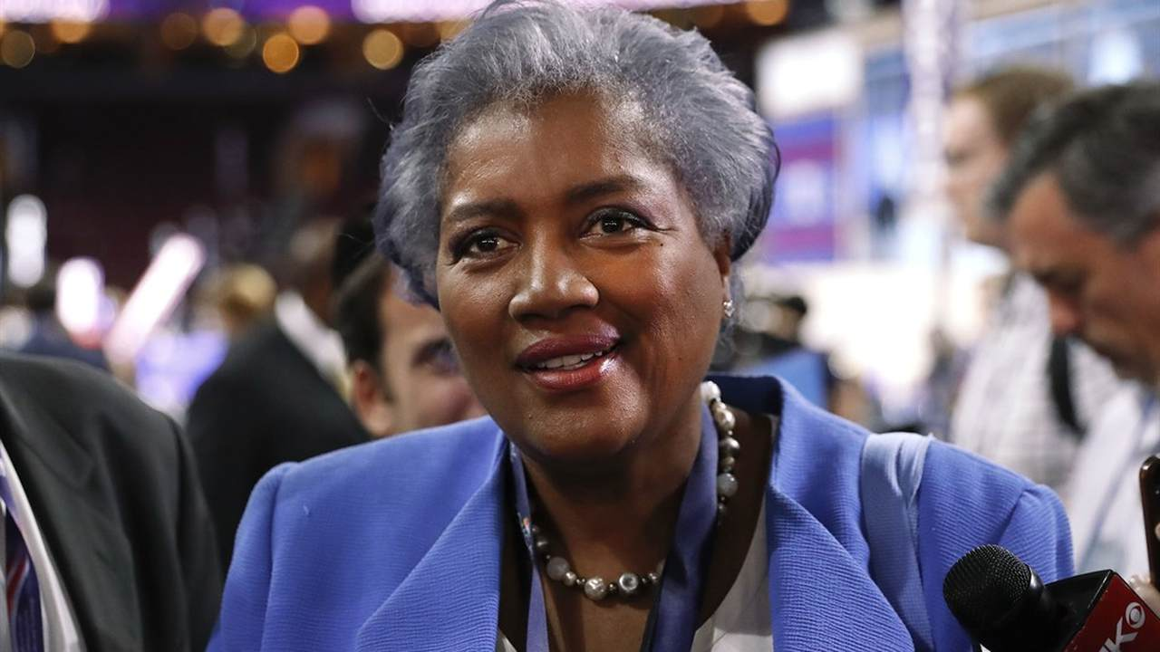 townhall.com - Cortney O'Brien - Donna Brazile Signs as New Fox News Contributor