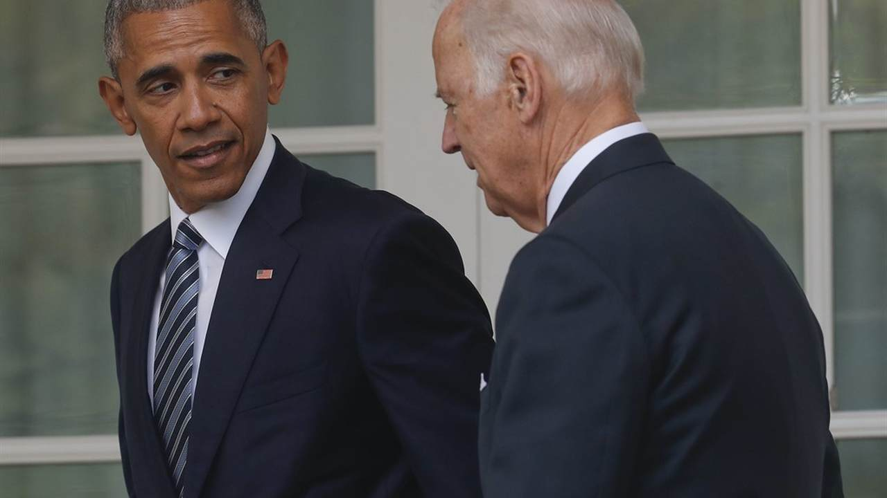 Video Trump Tweeted That Mocks Obama's Endorsement of Biden Quickly Goes Viral