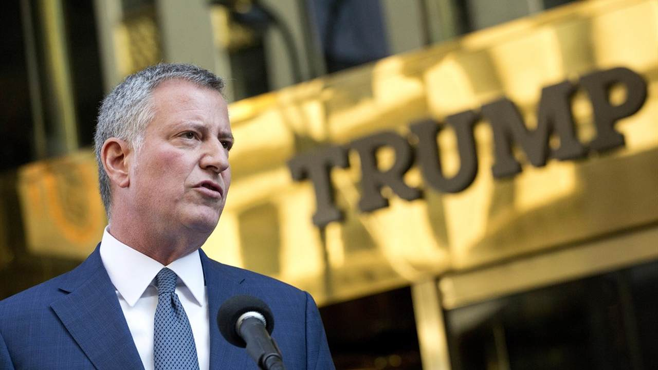 New York City Mayor: End The Electoral College Because It's Problematic For Our Democracy
