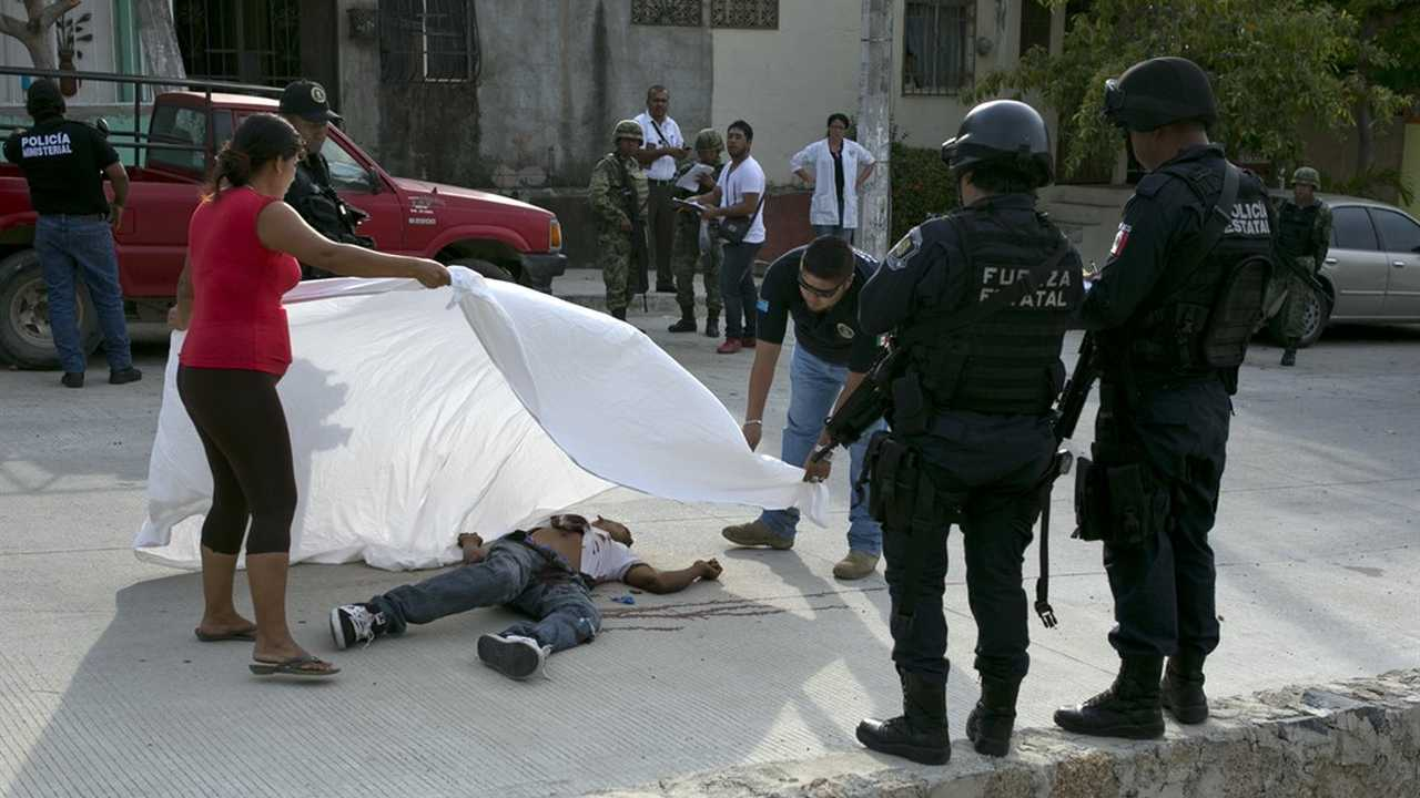Tens Of Thousands Have Disappeared In Mexico's Bloody Drug War