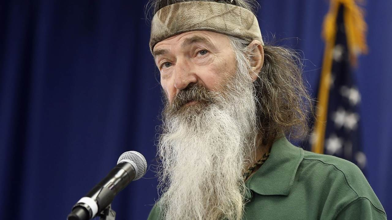 What Duck Dynasty's Phil Robertson Talked About During Three Meetings with Trump