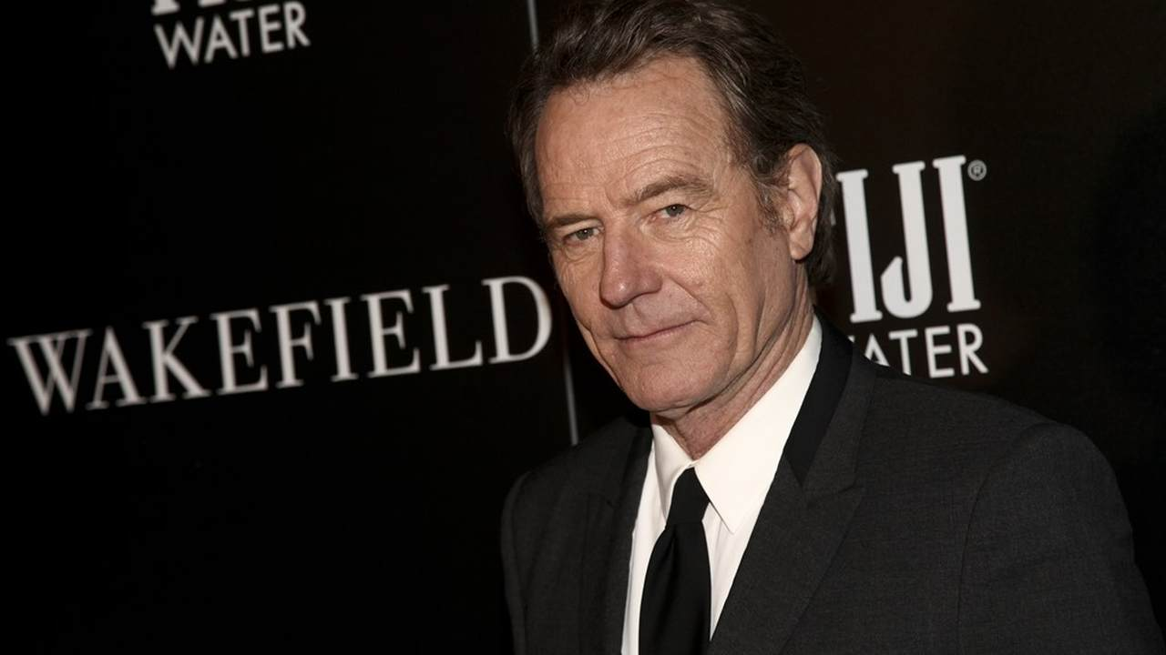 Bryan Cranston's Hope for the New Year