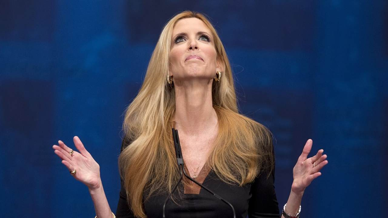 The One Democrat Who Is Scaring Ann Coulter...And It's Not Bernie Sanders