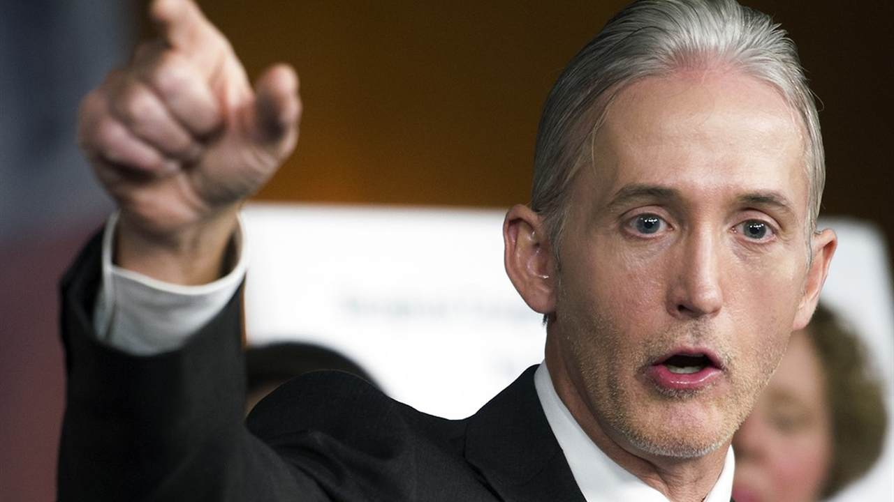 Gowdy Explains Which Part of Flynn Unmasking Is a Felony