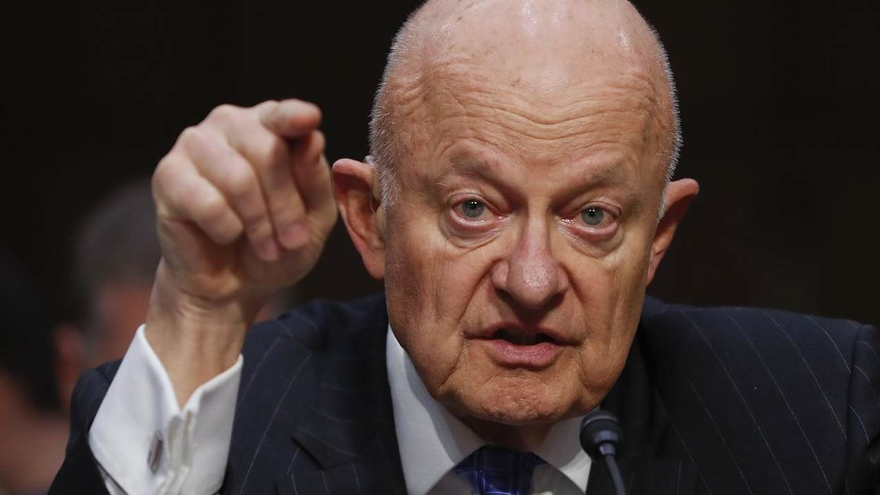 James Clapper: Trump Not Conceding Presidential Race Shows America's in 'Slow Slide to Autocracy'
