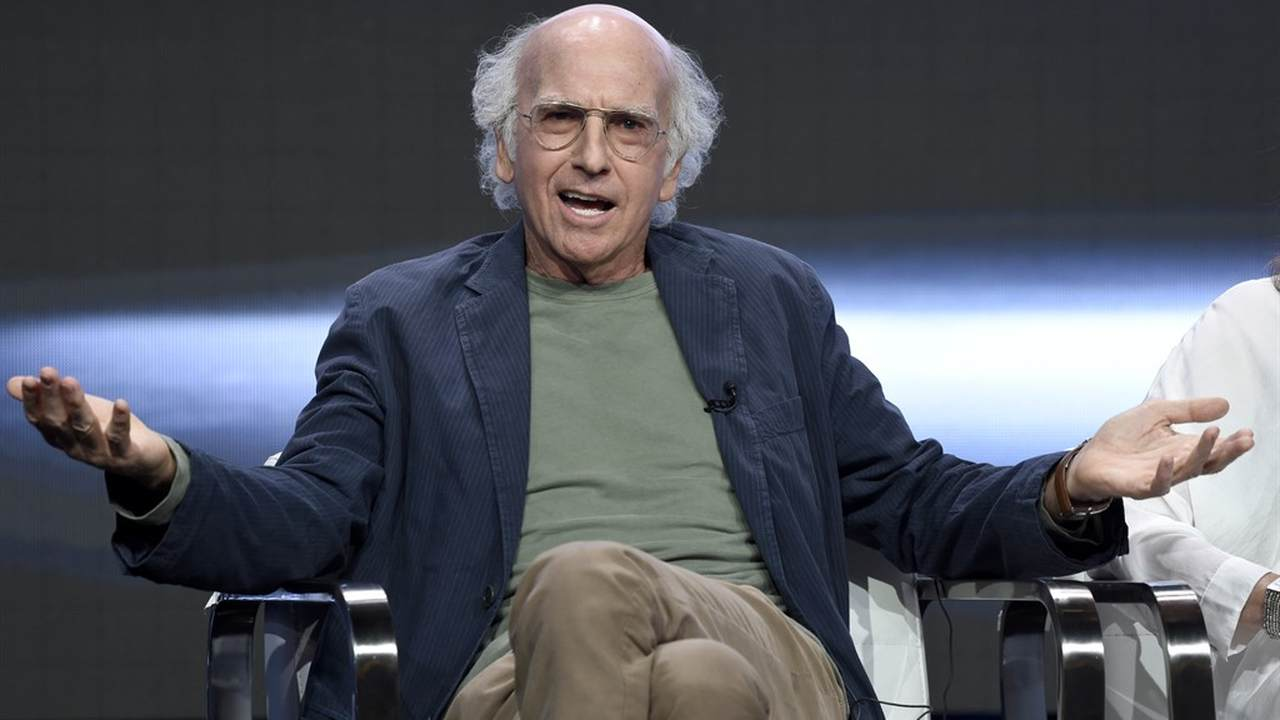 Larry David Has a Message for the 'Idiots' Who Refuse to Practice Social Distancing