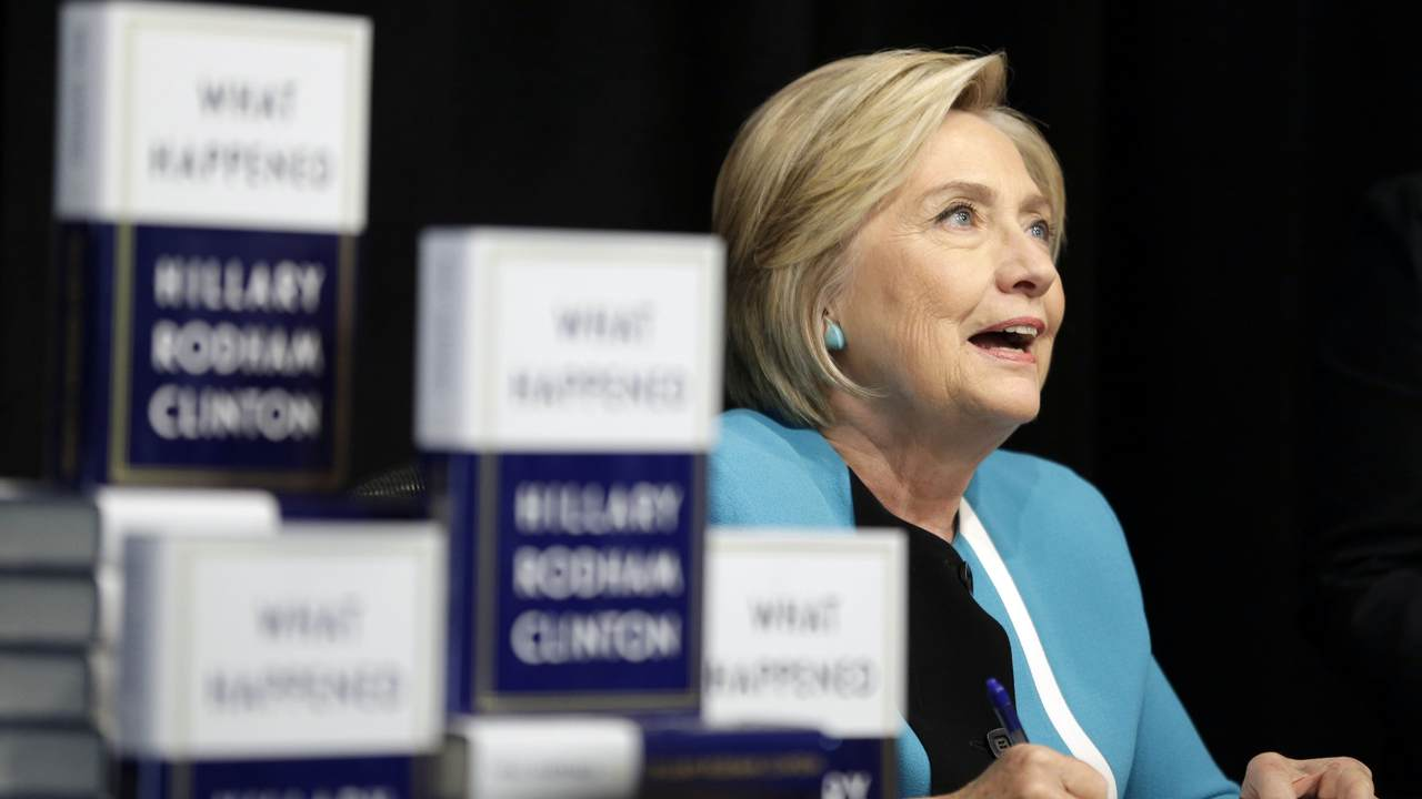 Heh: Hillary Isn't Going React Well to This New Poll About Voter Regret