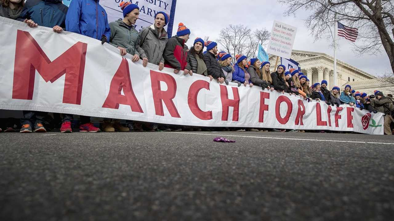 March for Life Announces a Major Change