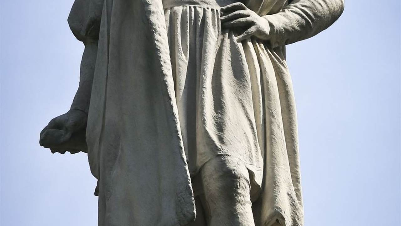 Ohio Capital Is Removing Its Statue of Christopher Columbus