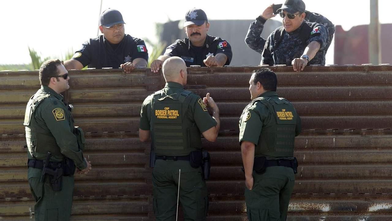Enforcement Actions Down at Southwest Border, Drug Seizures Up