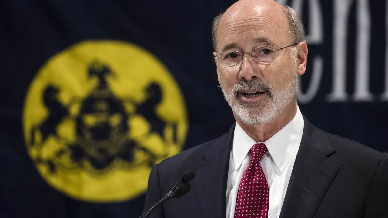 PA Gov. Tom Wolf`s Latest Coronavirus Restrictions Are...