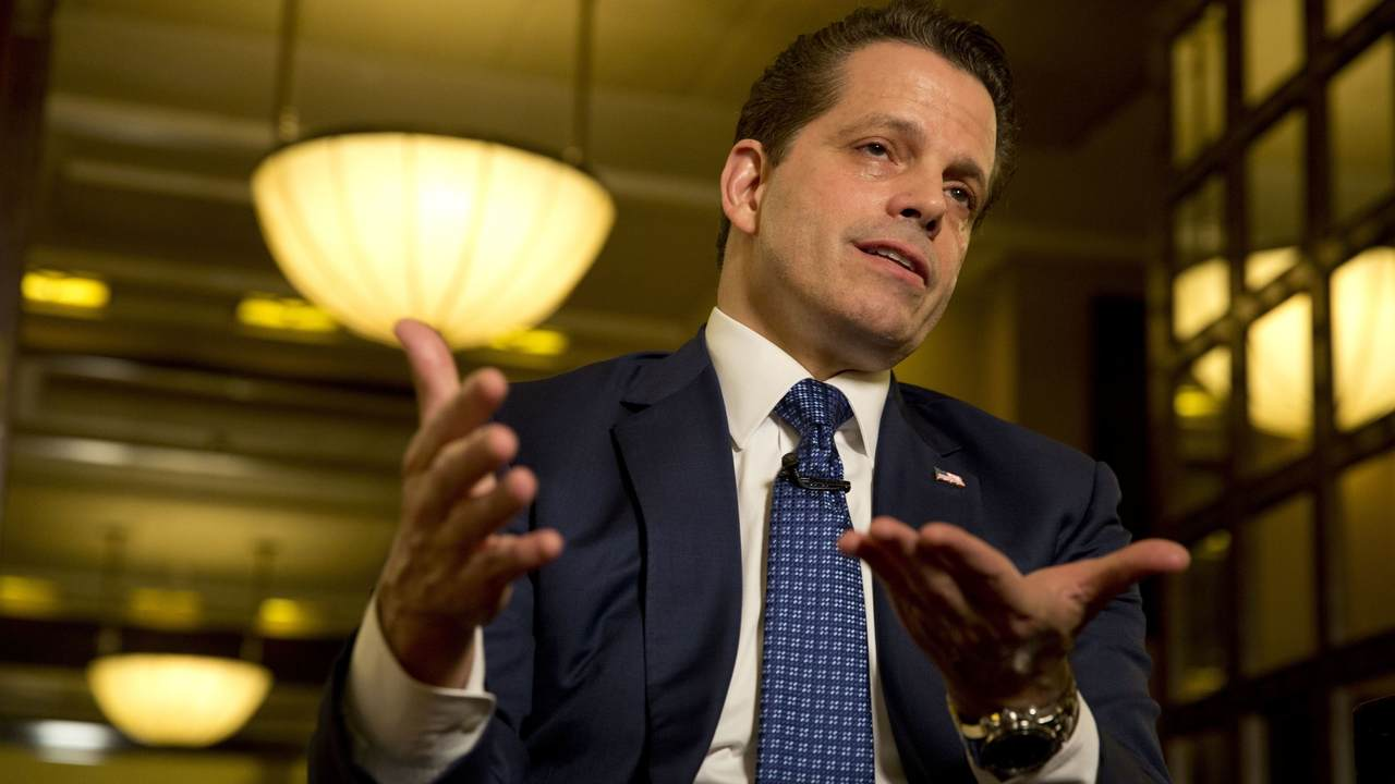 Debate Moderator's Latest Tweet to Scaramucci Shows Why 'Journalism Is Dead'