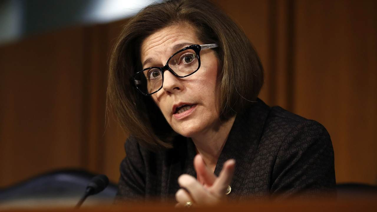 Sen. Cortez Masto Withdraws Her Name from Consideration...