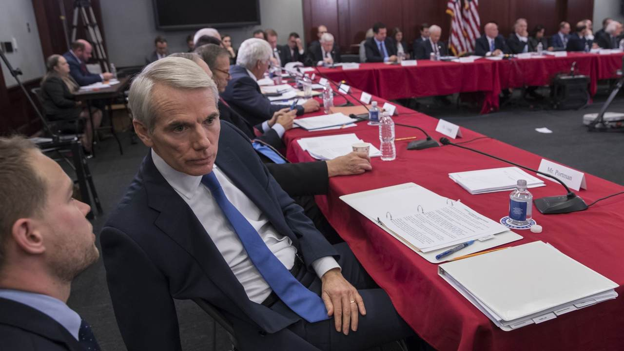 Analysis: How Rob Portman's Retirement Complicates GOP Efforts to Win Back the Senate