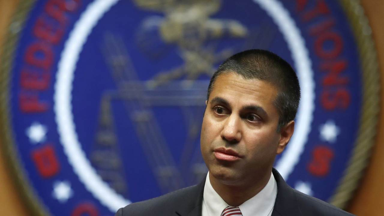 FCC Chairman Has a Question for Twitter About Khamenei's Account