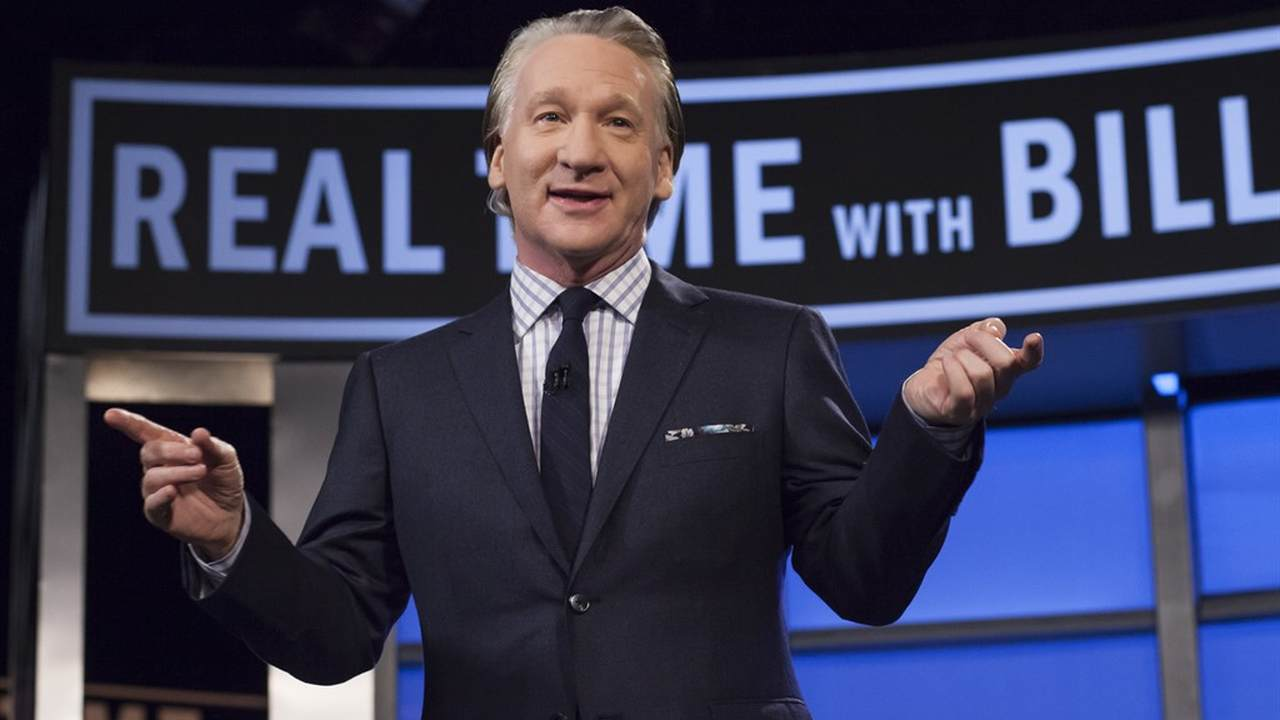 Bill Maher: Liberals Are the Fun Suckers Now