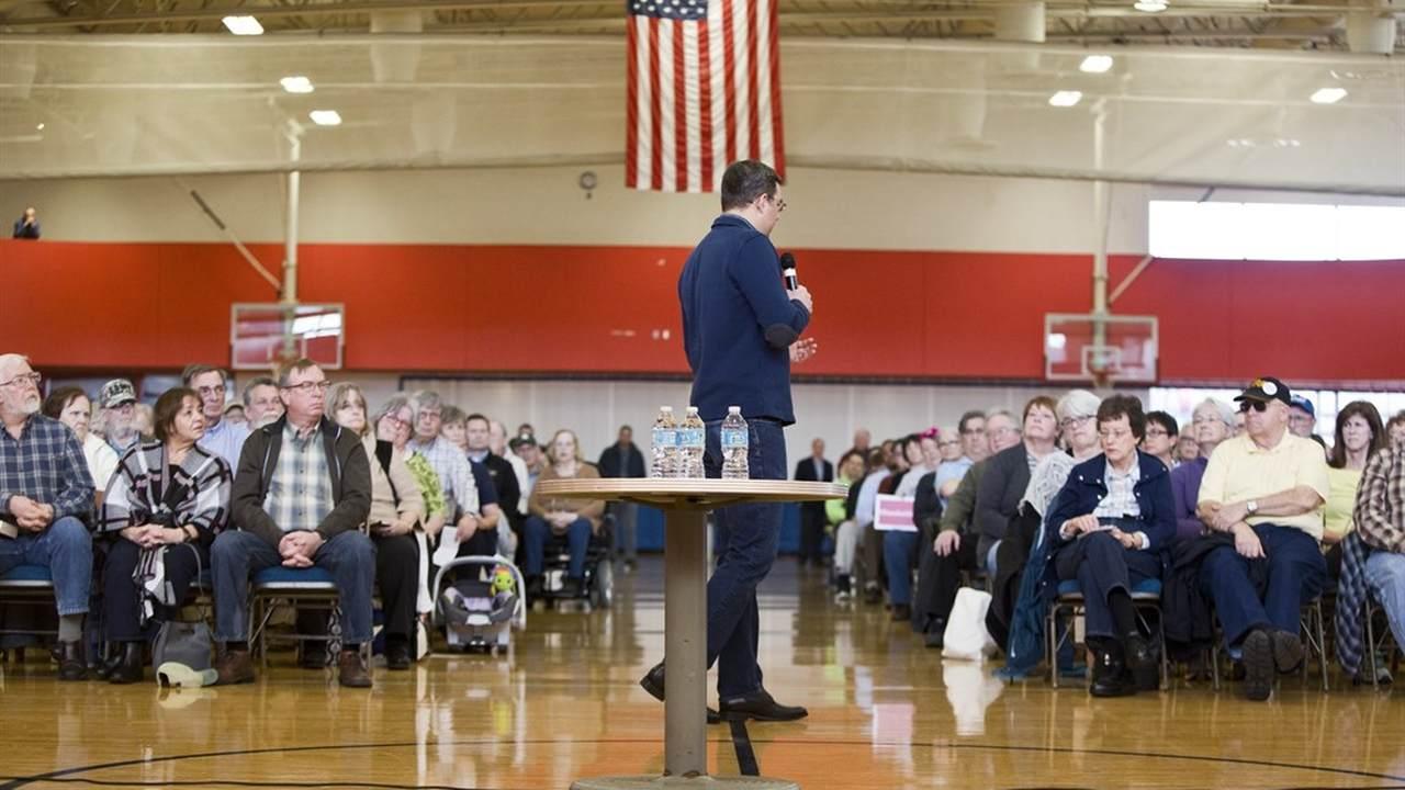 'Never Trump' Congressman Eyes Third-Party Presidential Bid