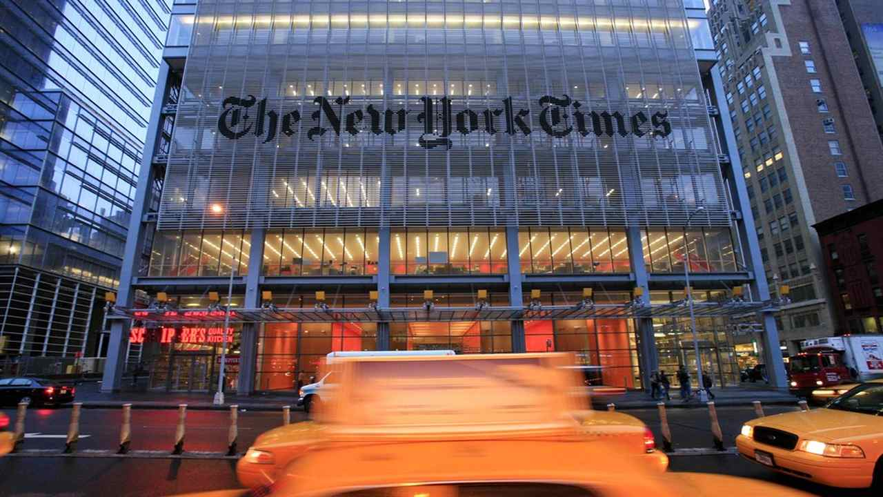 'This Is What Bias Looks Like': How The NYT Reported Trump's Acquittal Versus Clinton's