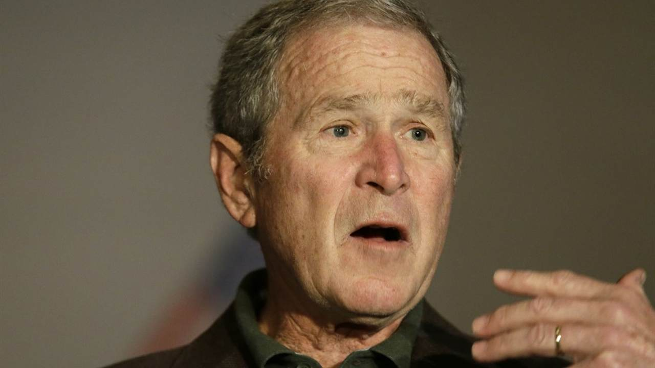 President Bush Offers Americans Hope During the Wuhan Coronavirus Pandemic