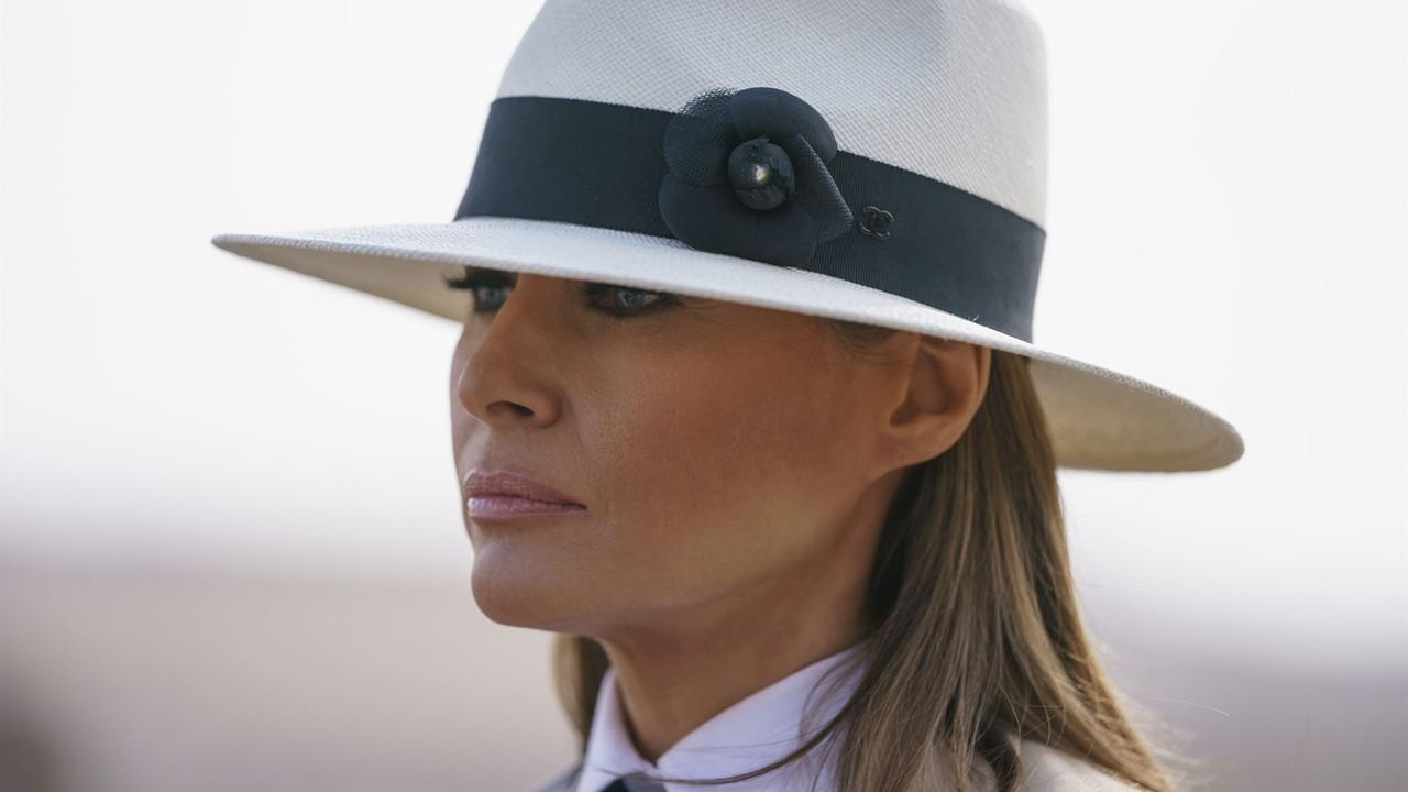 Melania Trump says she ignores rumors of Trump's infidelity - Breaking News