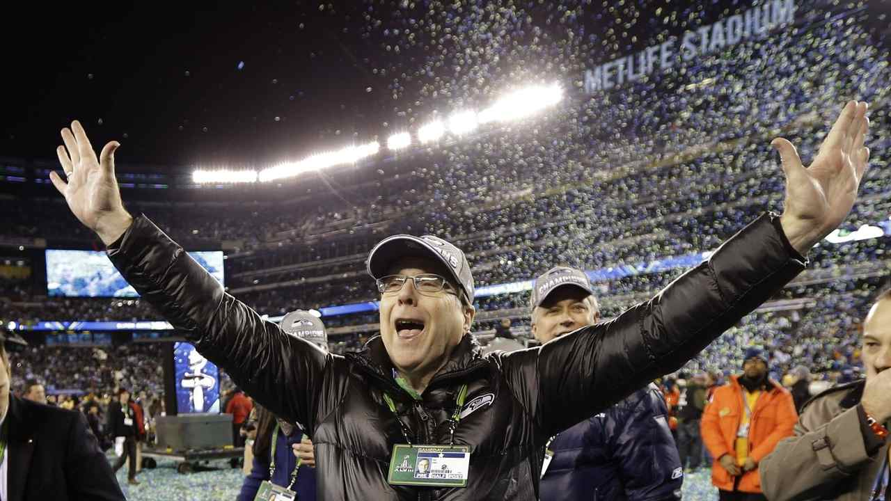 Paul Allen was major part of sports landscape in Northwest - Breaking News