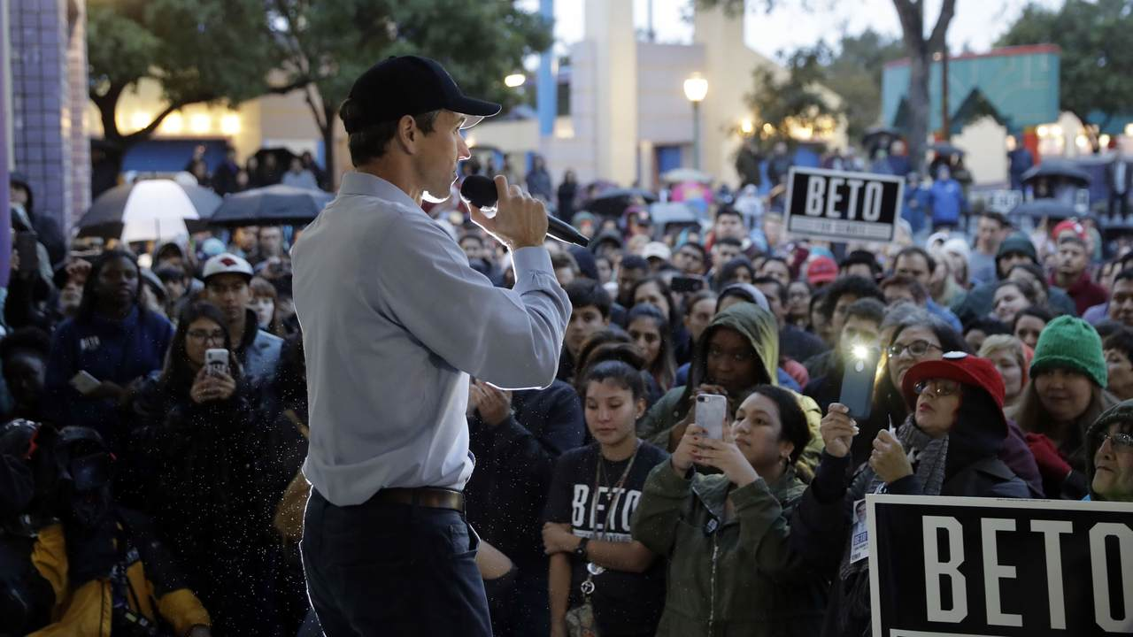 Cruz, O'Rourke debate may be last chance for big moment - Breaking News