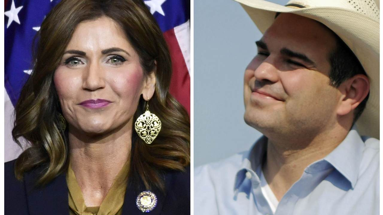 AP FACT CHECK: Noem lacks proof Sutton supports income tax - Breaking News