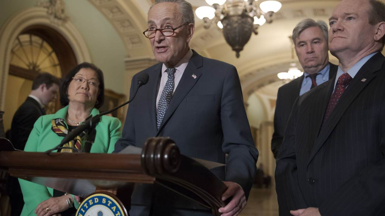 Hmm: Would a Senate Democratic Majority Nuke the Legislative Filibuster?