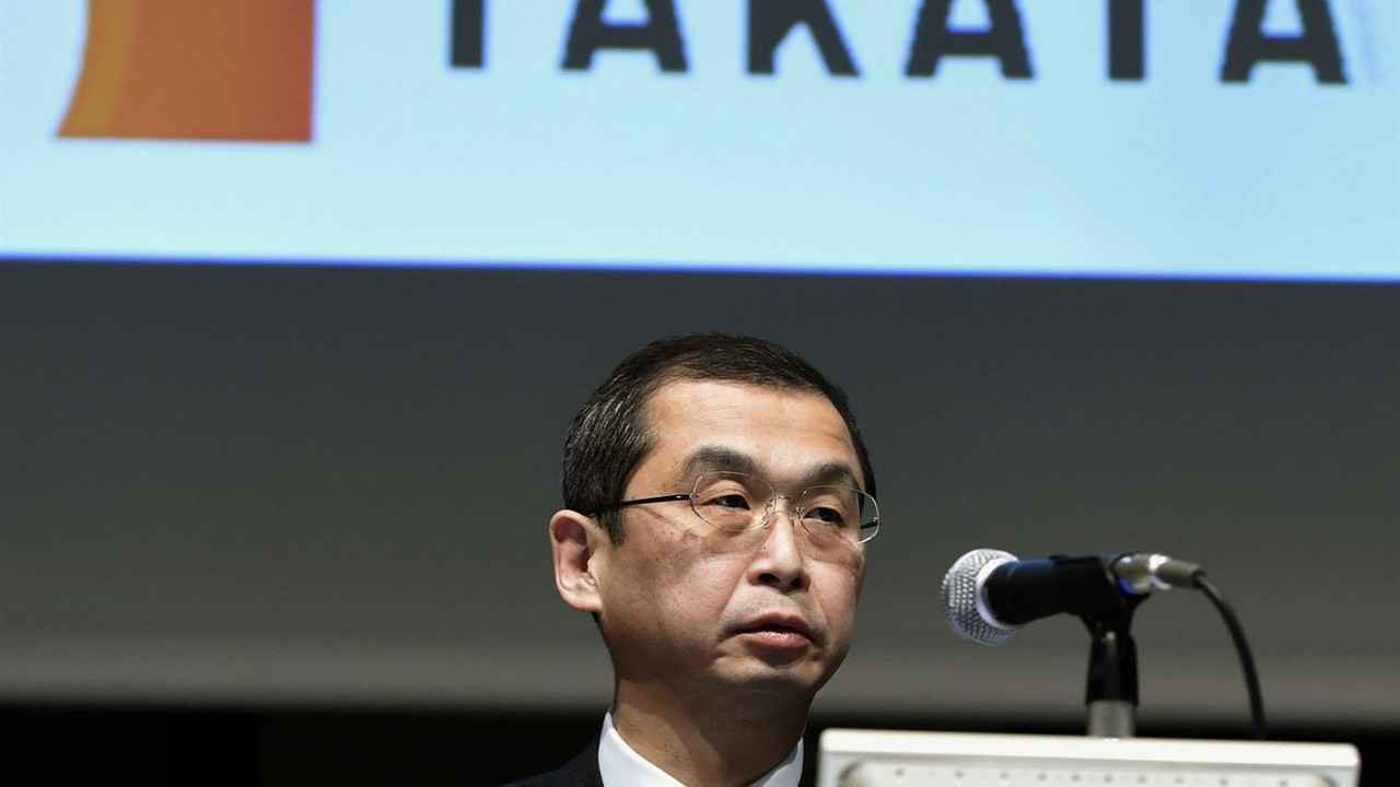 Takata acquired by Key Safety Systems, president resigns ...