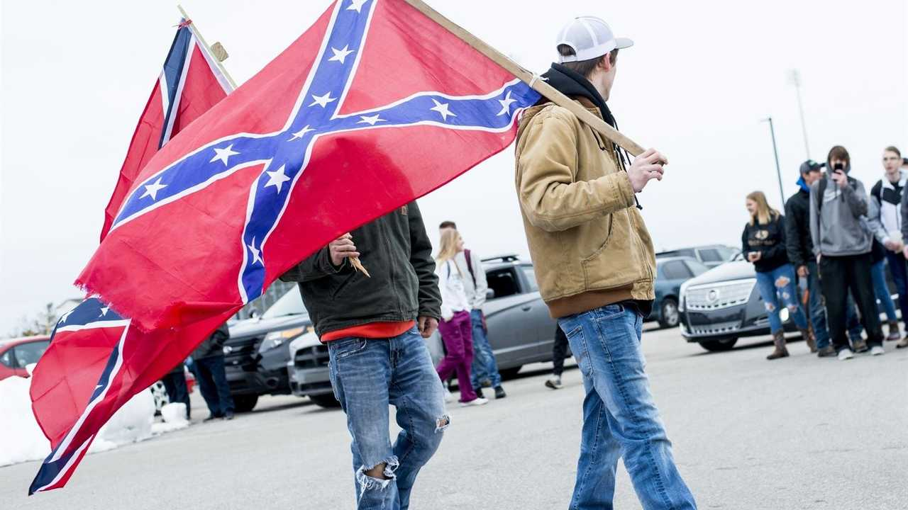 Marine Corps' Top General Explains Ban on Public Display of Confederate Flag