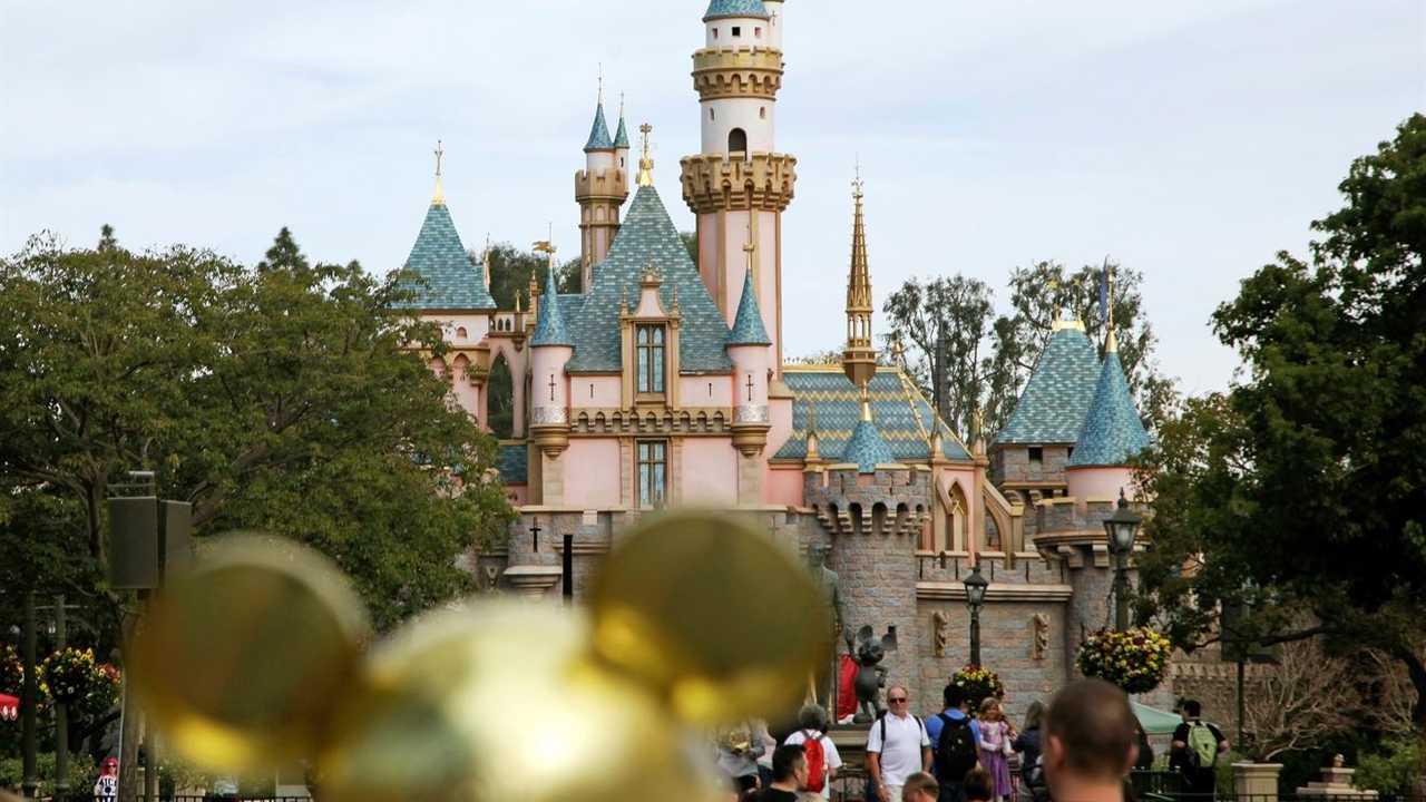 Florida Man Attempts to Quarantine at Disney World