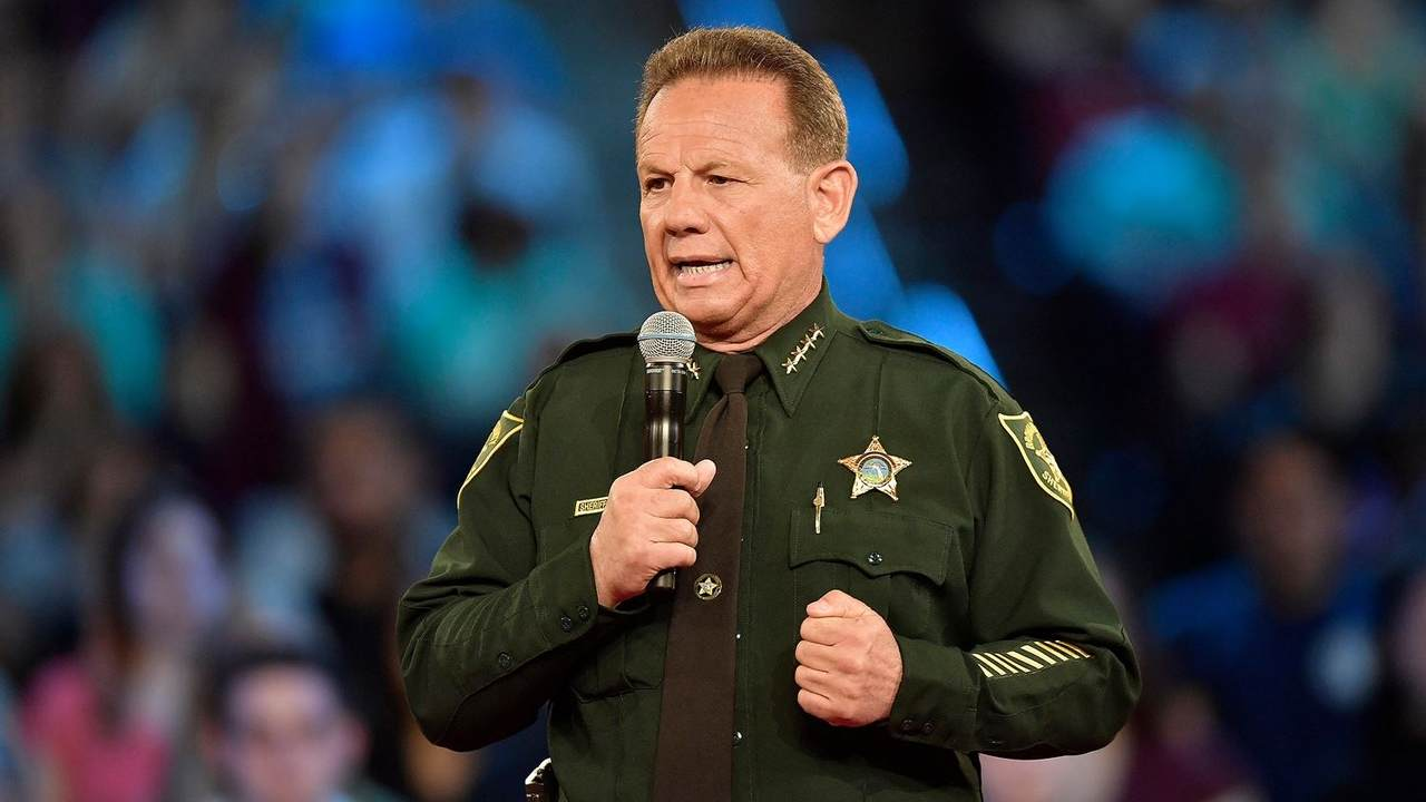 Tantrum: Broward County Sheriff Scott Israel Blames NRA For His Suspension