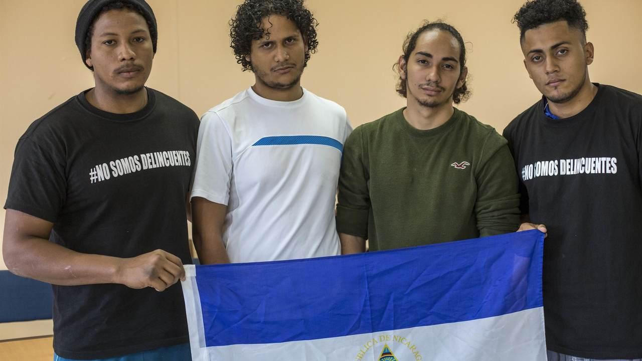 Nicaraguan Students Enraged At Repression Turn On