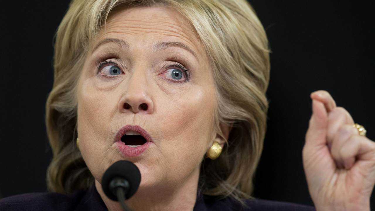 LOL: Hillary Clinton Preaches About The Constitution And The GOP's Lack of 'Ethics'
