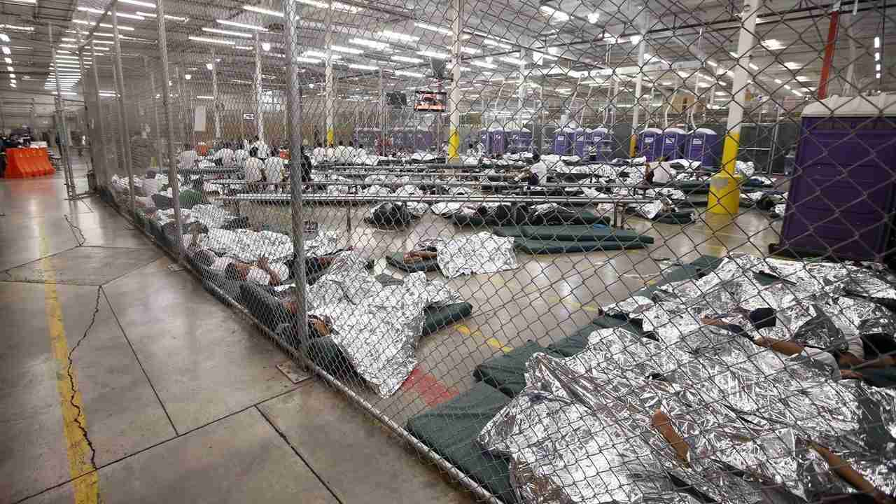 Msnbc Analysts Trump Is Creating Concentration Camps