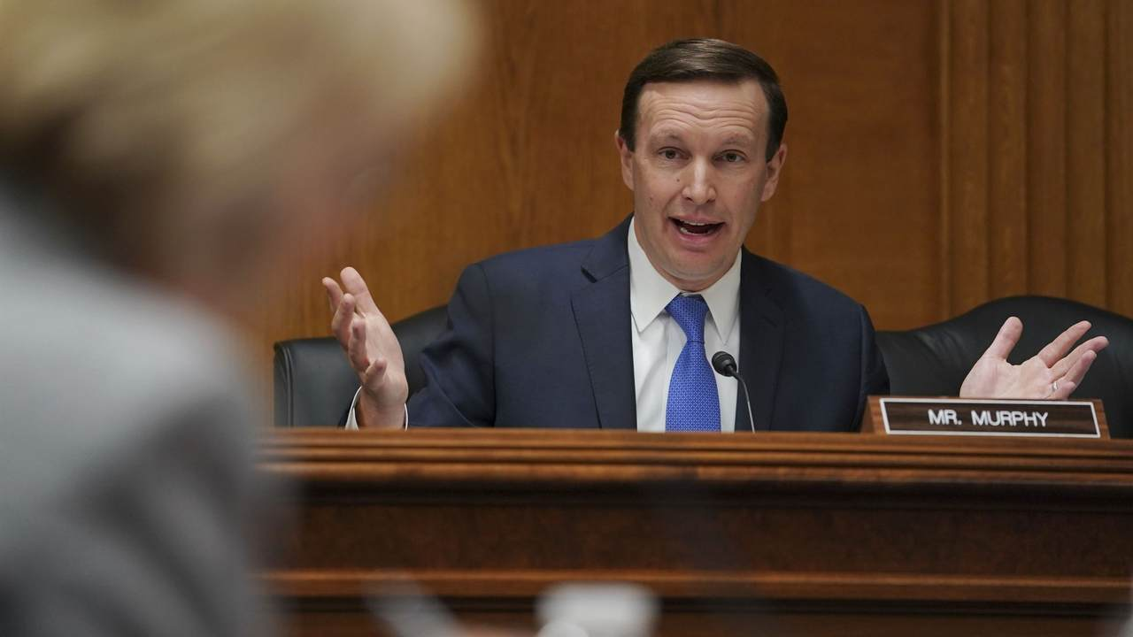 Sen. Chris Murphy Comes Up With Excuses for...