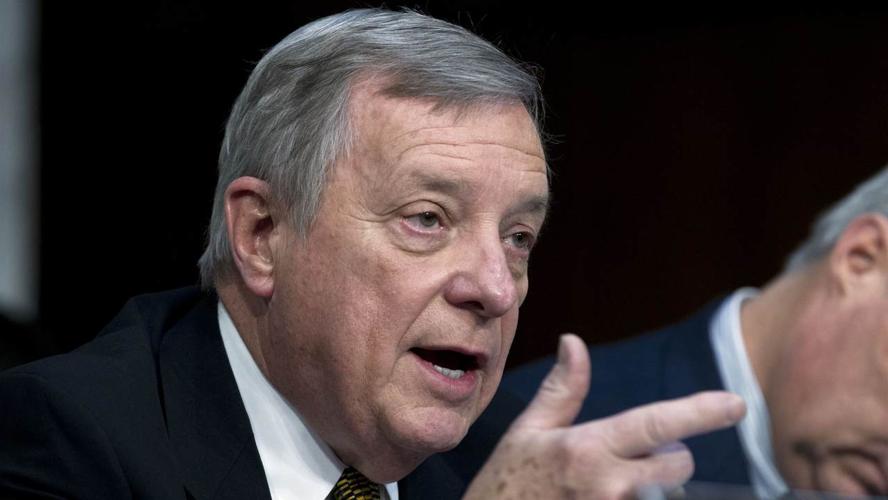 Sen. Dick Durbin on Why Some Dems are Not Meeting with ACB