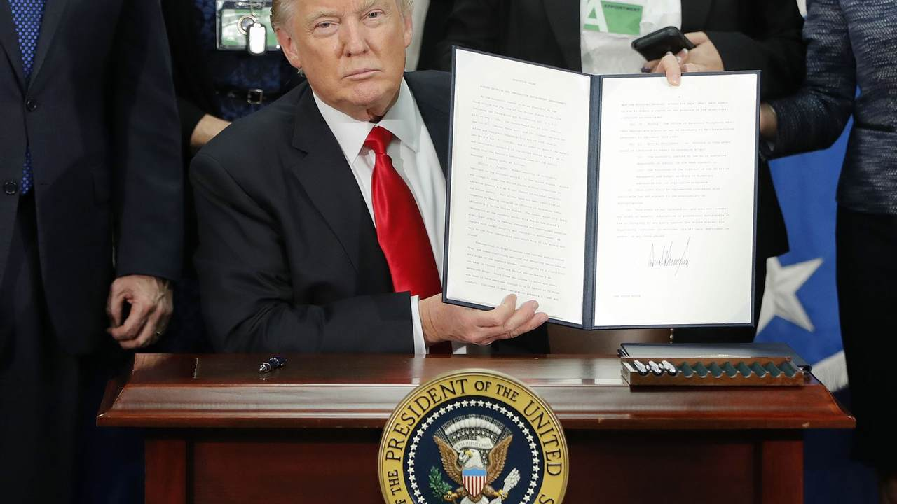 President Trump: I'll Be Signing an Executive Order ...