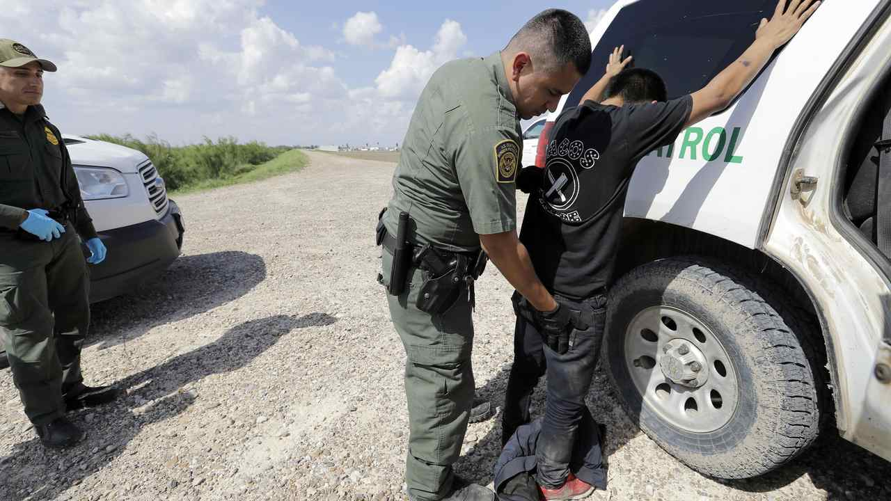 Border Patrol Agents Arrest Another Round of Sex Offenders, Murderers and Violent Gang Members Trying to Enter the U.S. Illegally