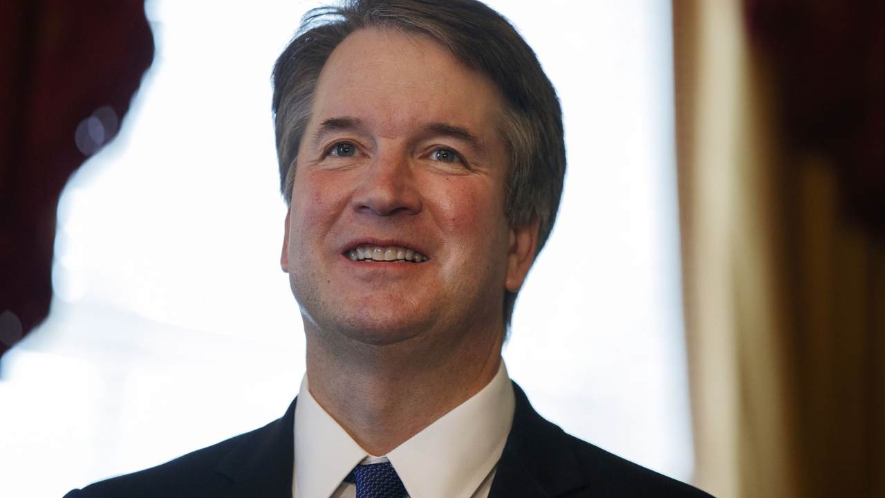 Should Second Amendment Supporters Stand Behind Judge Kavanaugh?