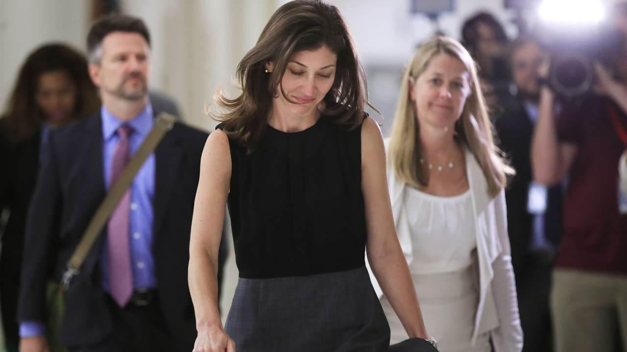 Former FBI Lawyer Lisa Page Said Anti-Trump Texts With