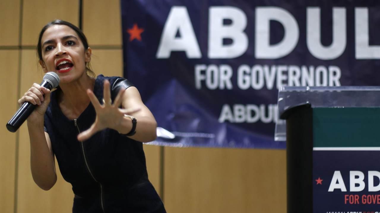 Far Left Street Cred: Alexandria Ocasio-Cortez Attends Event With Anti-Israel Activist Linda Sarsour