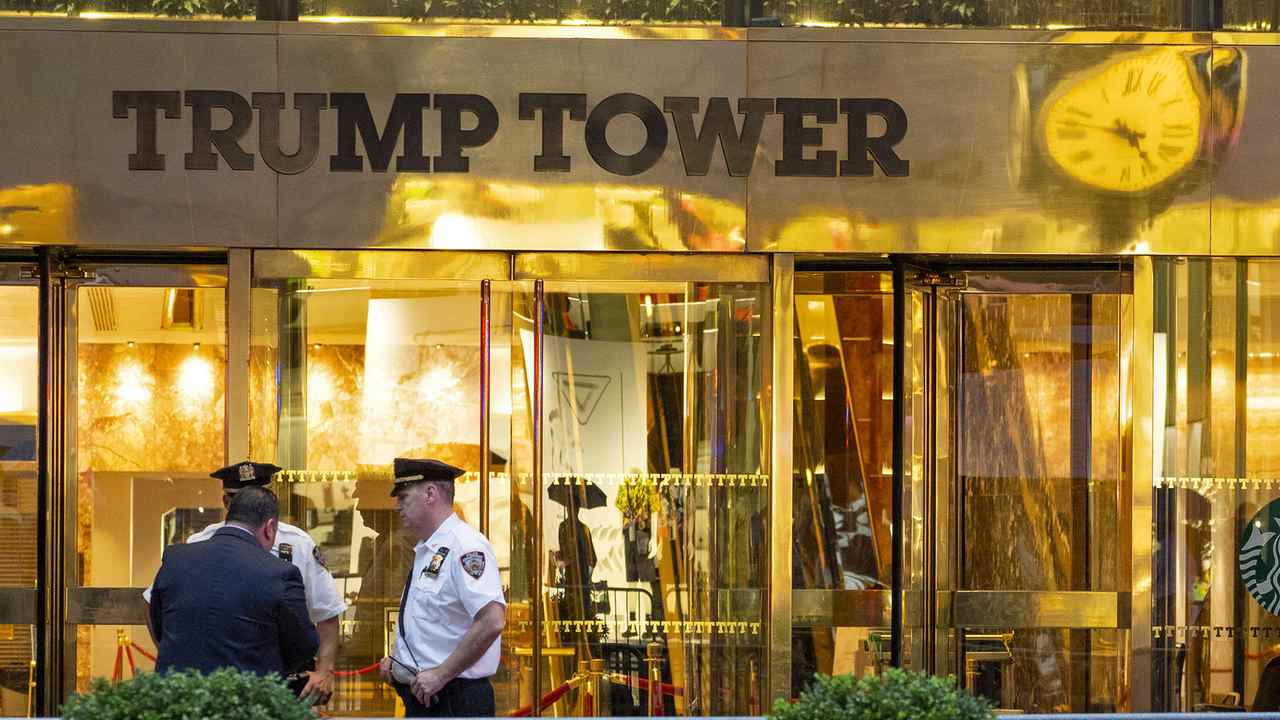 What We Know About the ISIS Plot to Attack Trump Tower, White House